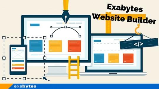 Exabytes-website-builder